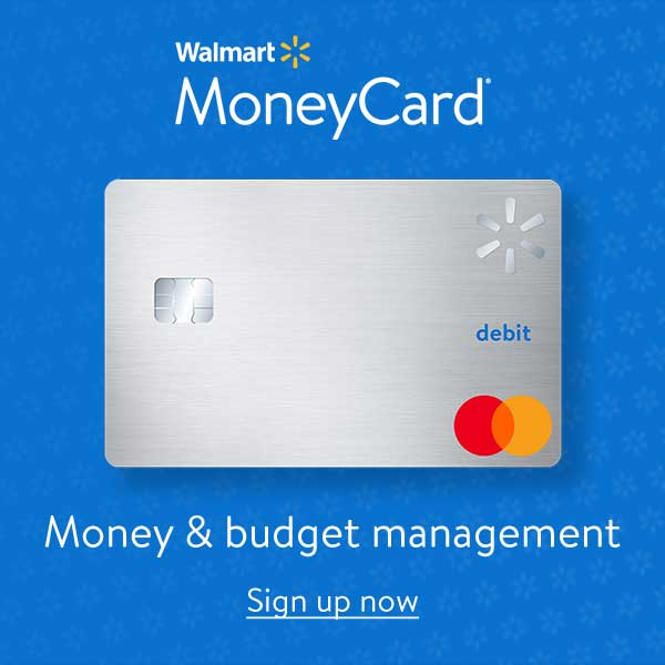 Walmart Money Card