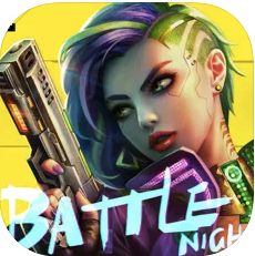 Battle Night: Cyberpunk-Idle RPG