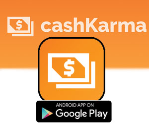 cashKarma Surveys